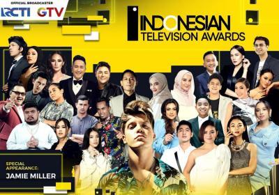 Kejutan Spesial di Malam Penghargaan Indonesian Television Awards 2021