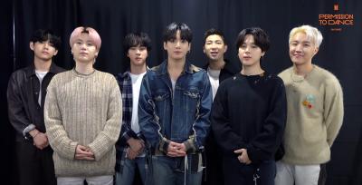 BTS Umumkan Konser Tatap Muka, Pertama Kali dalam 2 Tahun