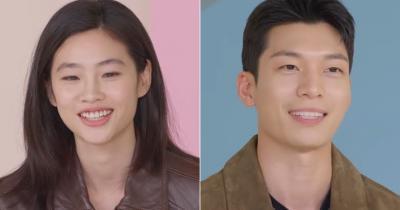 Jung Ho Yeon dan Wi Ha Joon Ungkap Alasan Squid Game Jadi Drakor Paling Diminati Saat Ini