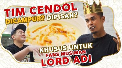 Cek Resep Cendol Alpukat ala Chef Arnold & Lord Adi!