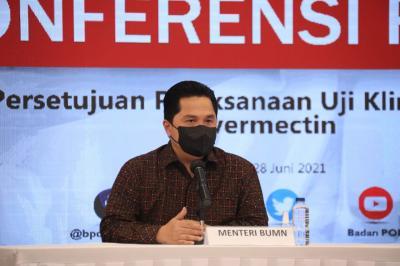 Utang Krakatau Steel Rp31 Triliun, Erick Thohir Soroti Proyek Ini