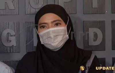 Dinilai Umbar Aib Keluarga, Marlina Octoria Tak Gentar Hadapi Mansyardin Malik