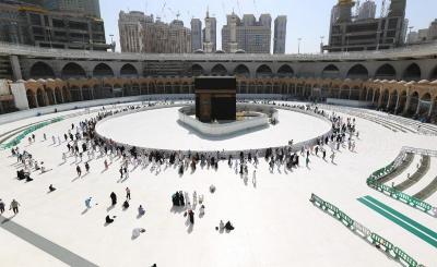 12 Ribu Jamaah dari 10 Negara Sudah Jalankan Ibadah Umrah