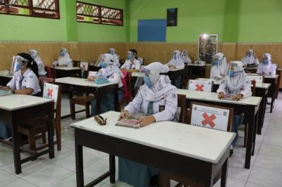 Hari Ini, Pemkot Bogor Gelar Simulasi Pembelajaran Tatap Muka Terbatas
