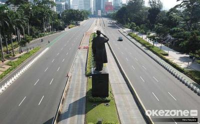 Prakiraan Cuaca di Ibu Kota Jakarta Hari Ini