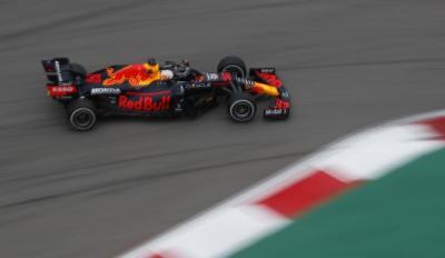 Max Verstappen Finis Kedua di F1 GP Rusia 2021, Red Bull Racing Tetap Puas
