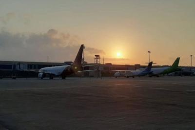Pesawat Citilink Rute Jakarta-Batam Mendarat Darurat di Palembang