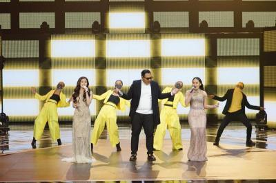 Kemeriahan Perhelatan Malam Puncak Indonesian Televison Awards 2021 Bertabur Bintang