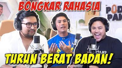 Kupas Tuntas Masalah Diet, Ivan Gunawan Undang Ricky Cuaca & Rinaldi Nurpratama