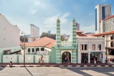 8 Aktivitas Ramah Muslim di Chinatown Singapura, Bisa Ziarah Masjid Lho