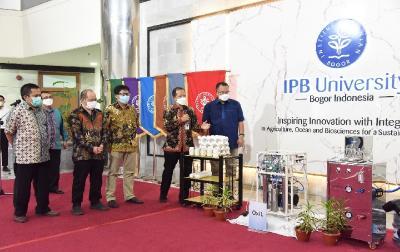 Atasi Krisis Kelangkaan Oksigen, Inovasi IPB University-BRIN Luncurkan OxlL