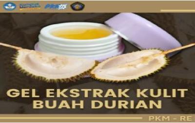 Inovatif! Mahasiswa UB Ciptakan Krim Anti Jerawat dari Kulit Durian