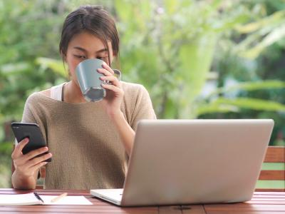 4 Tips agar Tetap Produktif di Rumah, Jaga Mood!