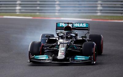 Hasil Latihan Bebas 2 F1 GP Turki 2021: Lewis Hamilton Masih Tak Terbendung