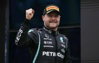 Tercepat di F1 GP Turki 2021, Valtteri Bottas Puas Sudahi Puasa Kemenangan