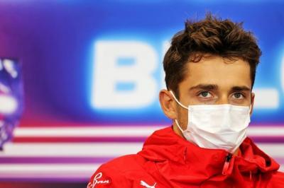 Tak Naik Podium di F1 GP Turki 2021, Charles Leclerc: Situasinya Aneh
