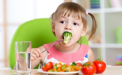 Konsumsi Sayur dan Buah Berpengaruh pada Kesehatan Mental Anak