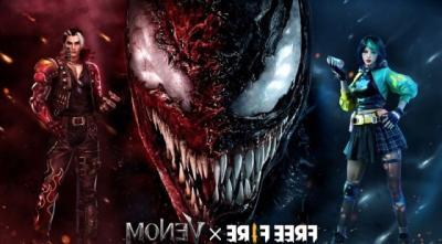 Dapat Update, Free Fire Hadirkan Misi Baru 'Venom: Let There Be Carnage'