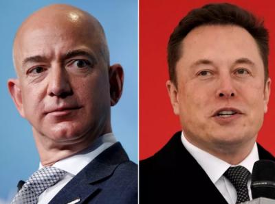 Mengejutkan! Punya Harta Rp3.000 Triliun, Jeff Bezos dan Elon Musk Miliarder Paling Pelit Sedunia