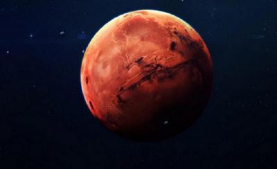 Elon Musk Mau Bangun Pabrik Tesla di Mars Sebelum Meninggal