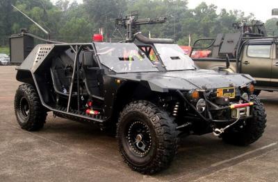 Begini Kecanggihan dan Spesifikasi Rantis P6-ATAV, Kendaraan Tempur Baru TNI