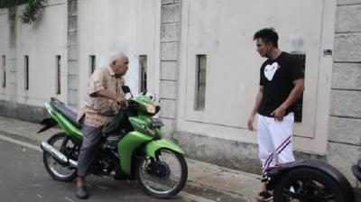 Baim Wong Marahi Kakek Suhud, Deddy Corbuzier: Dia Orang Tua Harusnya Lu Enggak Begitu