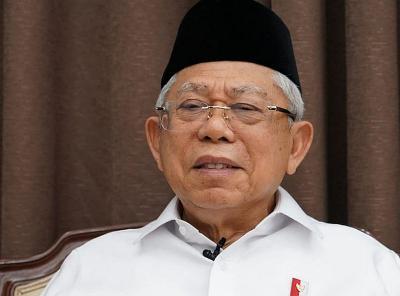 Pantun Wapres Tutup Pelaksanaan PON Papua