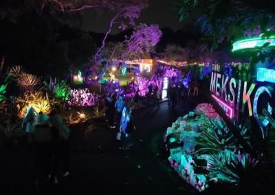 Soal Eduwisata Glow di Kebun Raya Bogor, Begini Kata Eks Menteri Era Gus Dur
