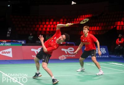 Hasil Perempatfinal Piala Thomas 2020: Hajar Aaron Soh, Marcus Gideon Kevin Sanjaya Gandakan Keunggulan Indonesia atas Malaysia