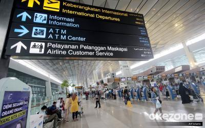 Pengantar Penumpang di Bandara Soetta Kini Bisa Masuk Sampai Shopping Area Lho
