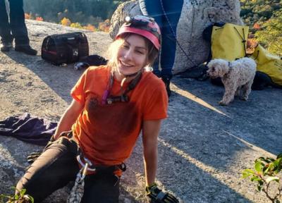Liza Terjebak 5 Hari di Celah Bebatuan saat Mendaki, Endingnya Sungguh Dramatis