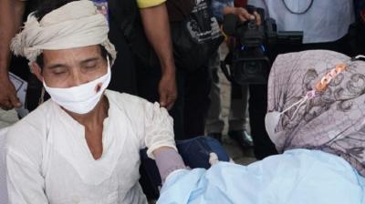 Masyarakat Baduy Disuntik Vaksin Covid-19, Menkes: Mereka Punya Hak yang Sama