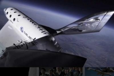 Virgin Galactic Tunda Penerbangan Komersial ke Luar Angkasa