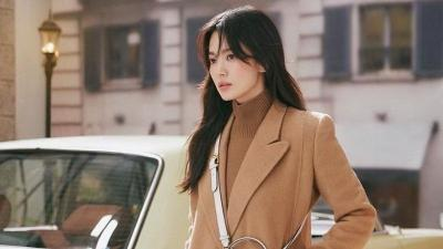 5 Gaya Rambut Poni ala Artis Cantik Korea, Ada Jisoo BLACKPINK hingga Song Hye Kyo