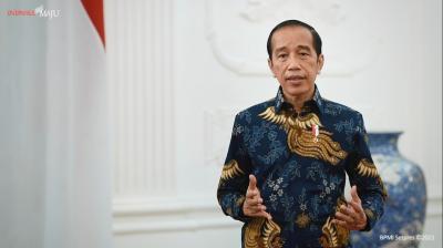 Presiden Jokowi Minta Erick Thohir Tutup BUMN Sakit