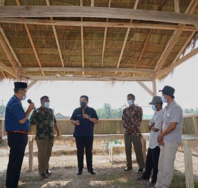 Erick Thohir: Program Makmur Diberikan ke 28.000 Petani