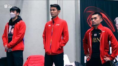 Menang atas Malaysia, Rionny Mainaky Minta Tim Indonesia Fokus Hadapi Denmark di Semifinal Piala Thomas 2020