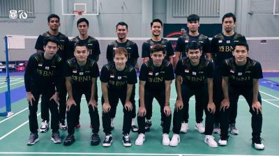 Daftar Line Up Indonesia vs Denmark di Semifinal Piala Thomas 2020: Anthony Ginting, Marcus Kevin, dan Jonatan Bisa Sapu Bersih Lagi?