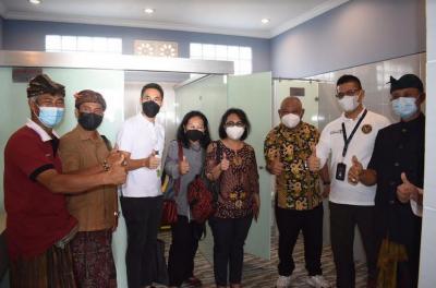 Dibuka Lagi untuk Turis Asing, Bali Benahi Infrastruktur Toilet di Pantai Kuta