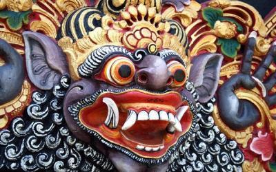 Misteri Leak Bali, Kisah Awal Kemunculan Makhluk 'Menyeramkan' Pencari Tumbal!