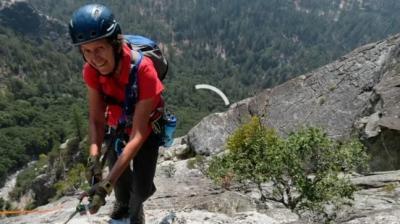 Pecah Rekor, Nenek 70 Tahun Ini Pendaki Tertua yang Menaklukkan Gunung El Capitan
