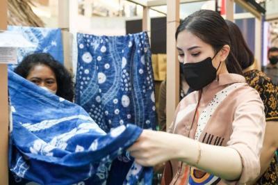Angela Tanoesoedibjo Harapkan Pameran Exotic NTT Bisa Tingkatkan Kunjungan Wisatawan