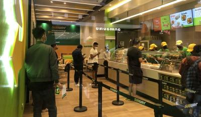 Curhat Netizen Ikut Ngantre Perdana Subway, Habiskan Waktu 6 Jam!
