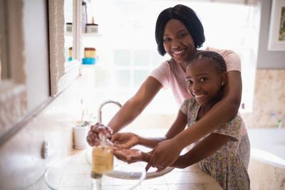 Ada 10 Ribu Kuman Bersarang, Mencuci Tangan Kurangi Potensi Diare hingga 40%