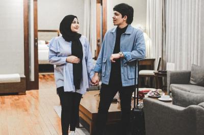 Aurel Ngidam Bakpia, Atta Halilintar Ajak Babymoon ke Yogyakarta
