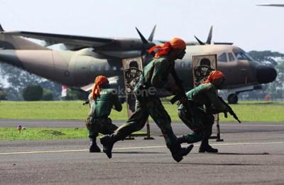 Alkisah Sejarah Paskhas, Pasukan Komando Penjaga Langit Nusantara