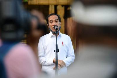 Presiden Jokowi: Piala Thomas Akhirnya Kembali!