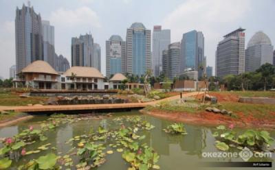 Hutan Kota GBK Kembali Dibuka untuk Umum