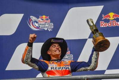 2 Kali Menang di MotoGP 2021, Marc Marquez Punya Mental Baja