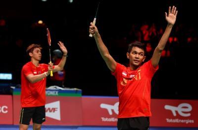 5 Pertemuan Terakhir Indonesia vs China di Final Piala Thomas, Nomor 1 Tercipta 11 Tahun Lalu
